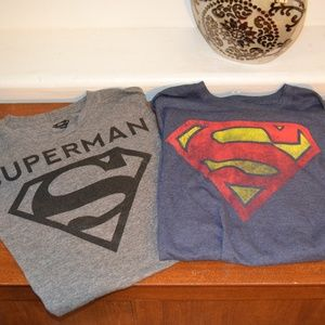 MEN'S XL SUPERMAN TEE BUNDLE